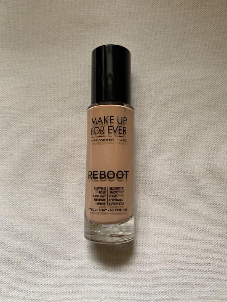 Makeup Forever Reboot Foundation Y328
