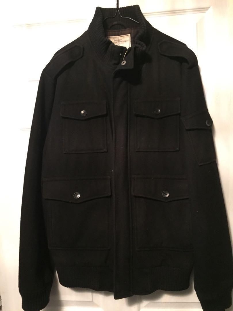 Men's old navy dress coat
