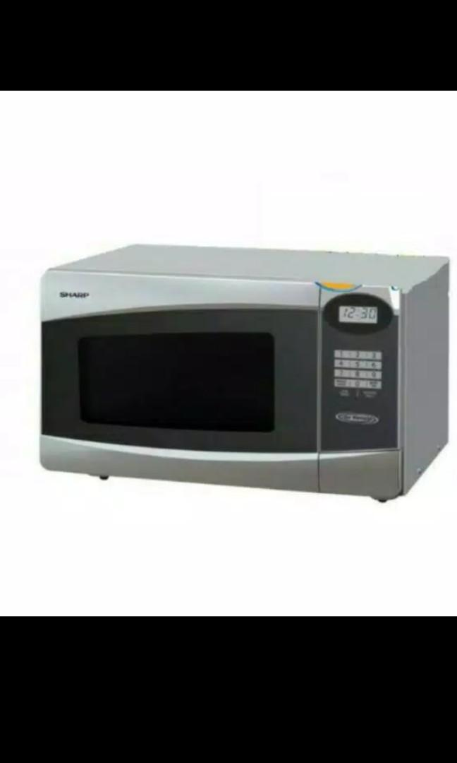 Microwave Oven sharp