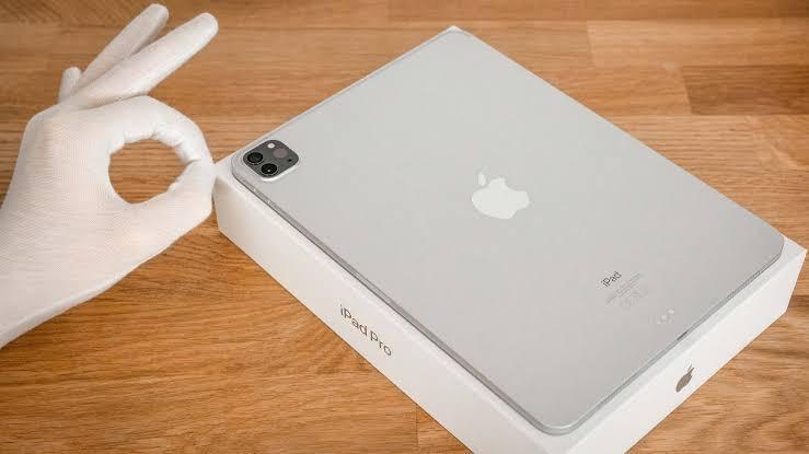 New ipad pro 2020 Wifi Only 11inch 256GB Kredit Cepat
