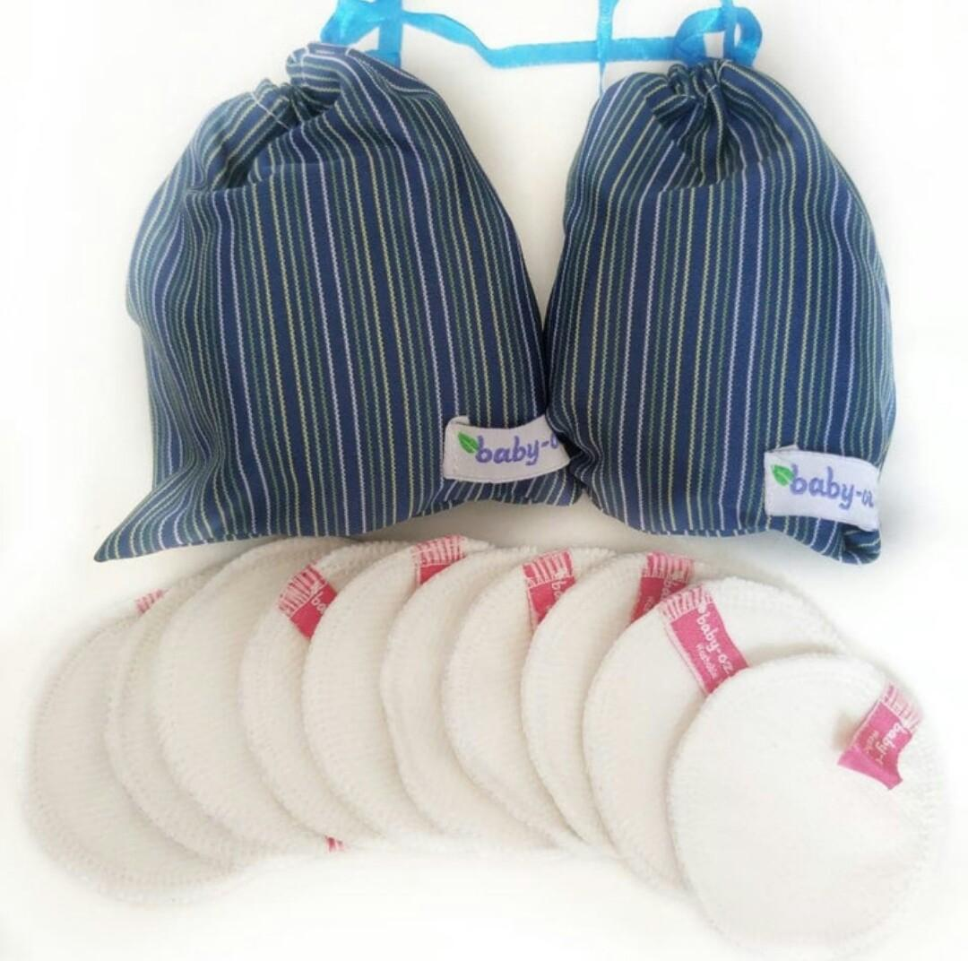 New! Reusable Cotton Pad by Baby Oz*