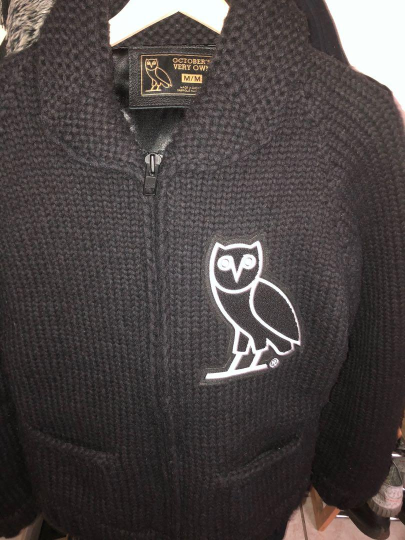 OVO Jacquard sweater