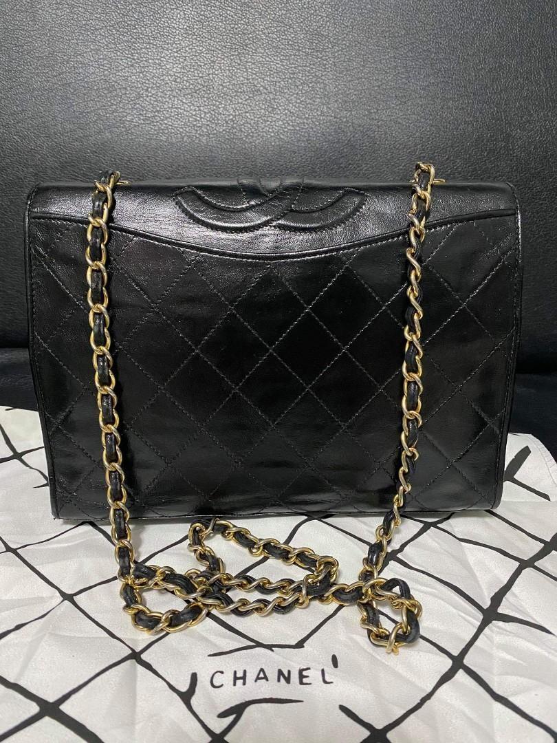 Preloved Chanel Vintage Flap