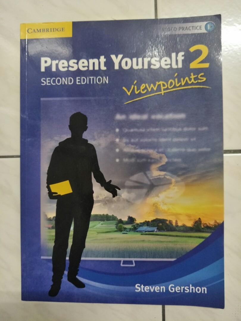 Present yourself 2