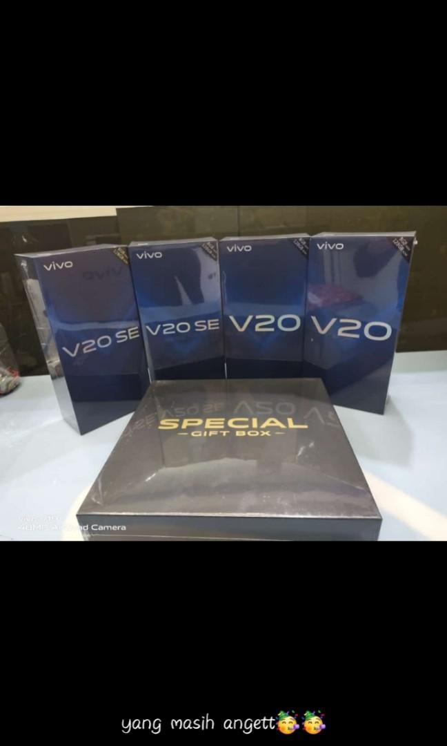 Promo Kredit Vivo V20 SE