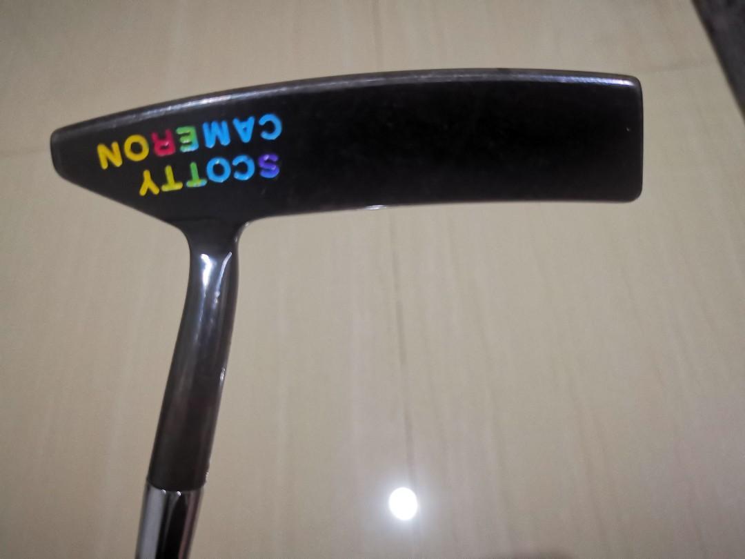 Putter Golf Scotty Cameron Circa 62 Model No 1