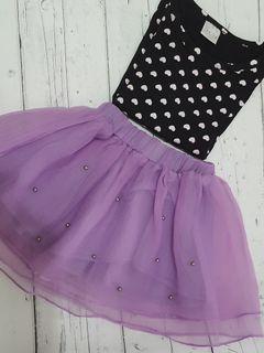 rok tutu anak