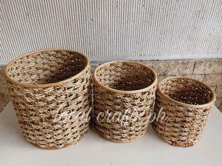 Set of 3 Planter Bakset