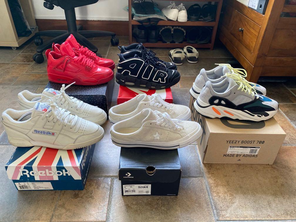 Nike More Uptempo Jordan 11lab4 Yeezy