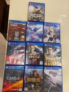 Sony Ps4 game