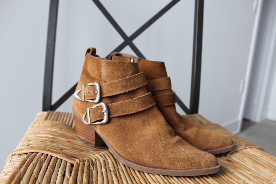 Steve Madden Western Boots