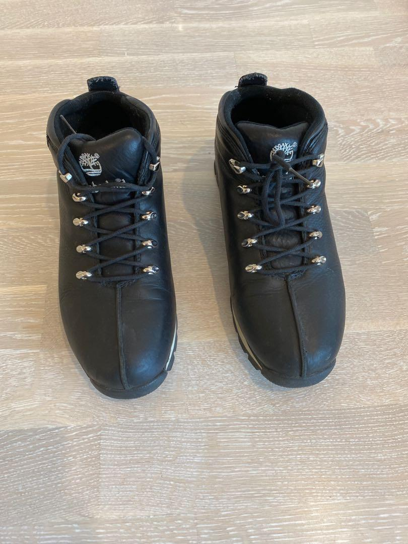 Timberland Euro Hiker Leather Boots (9.5M)