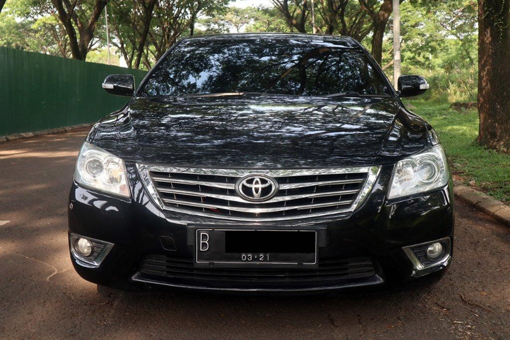 Toyota Camry 2.4 V AT 2011 Facelift