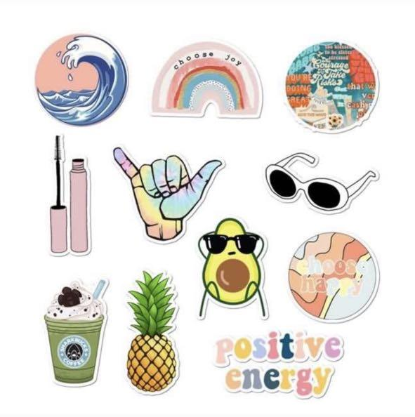 In Stock 35 Pcs Vsco Stickers No Bad Vibes Waterproof Scrapbooking Laptop Journaling Collection Assorted High Quality Hobbies Toys Stationery Craft Craft Supplies Tools On Carousell