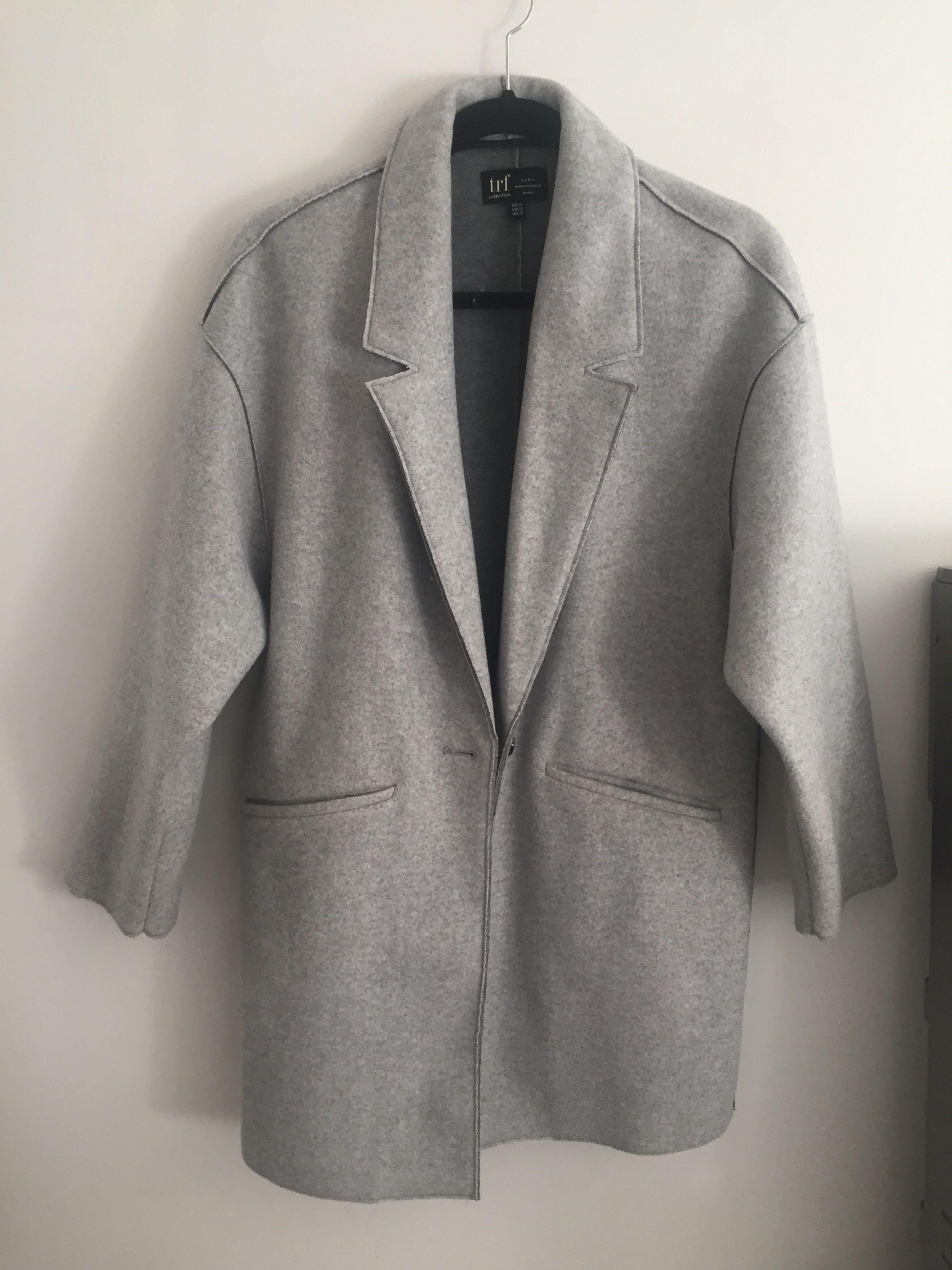 ZARA Overcoat (XS)