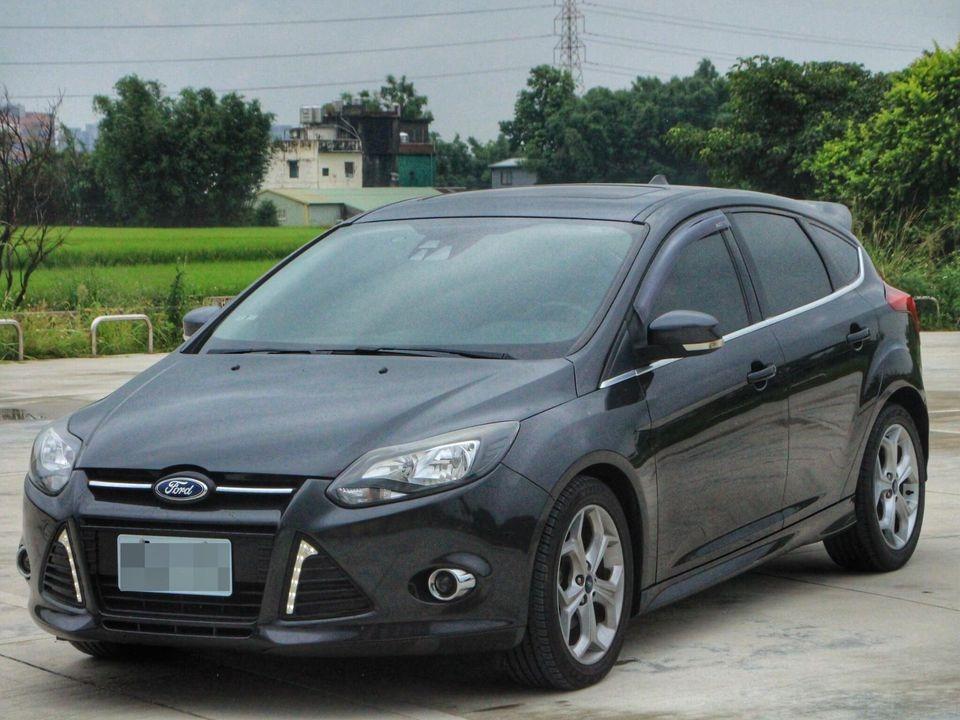 2013年出廠 Ford Focus 2.0