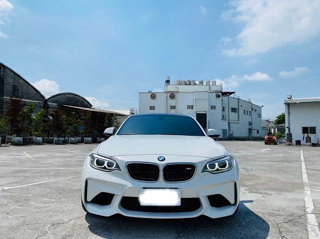 2016年 BMW M2 總代理 F87型