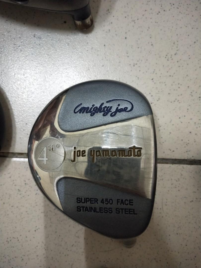 高爾夫球頭跟桿
