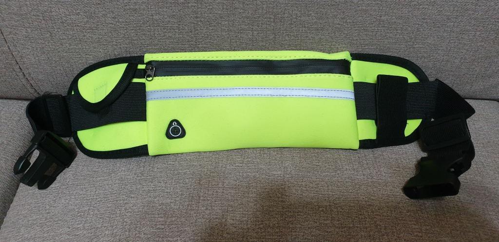彈力防水防震運動手機腰包 全新品