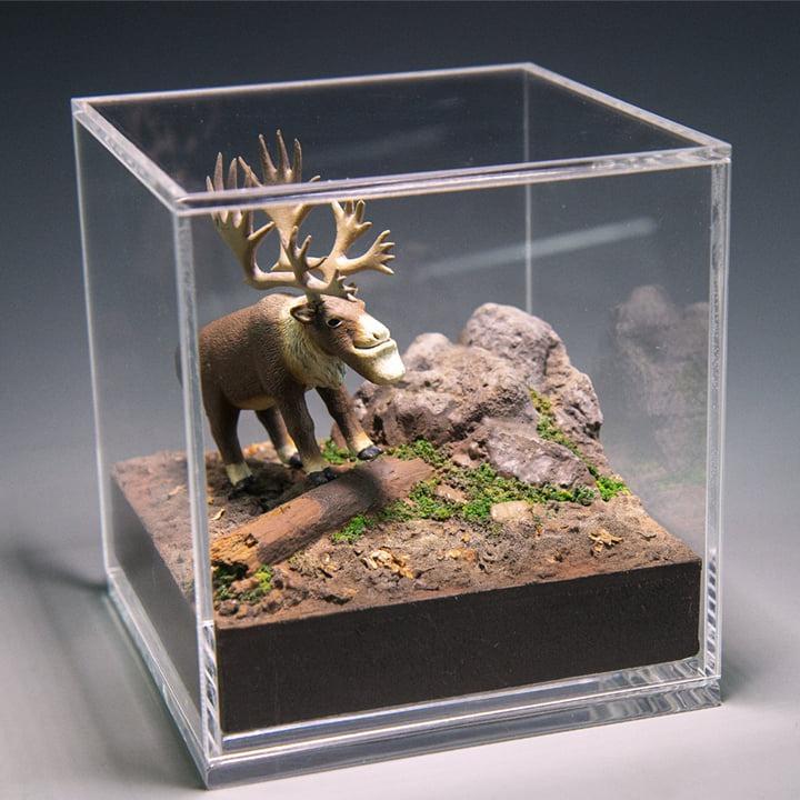 【微景觀】森之漫步 扭蛋/小物系療癒桌上型場景