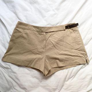 [歐美古著] MANGO 迷你短褲