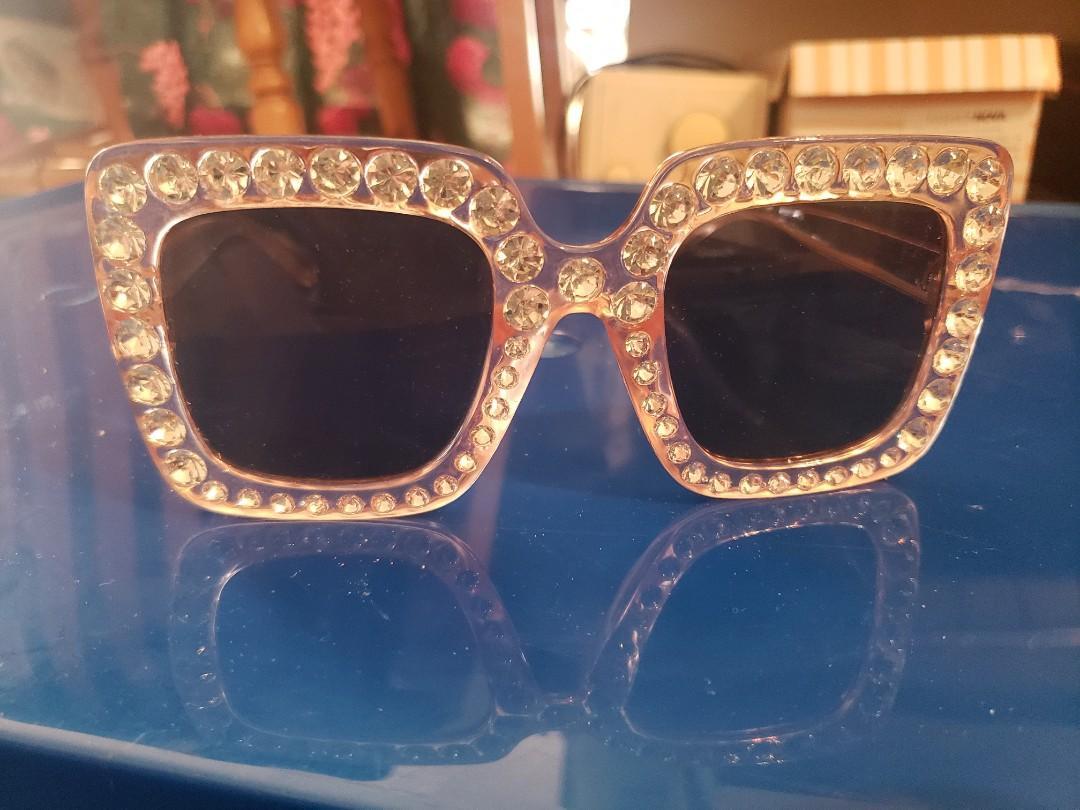 Also sunglasses