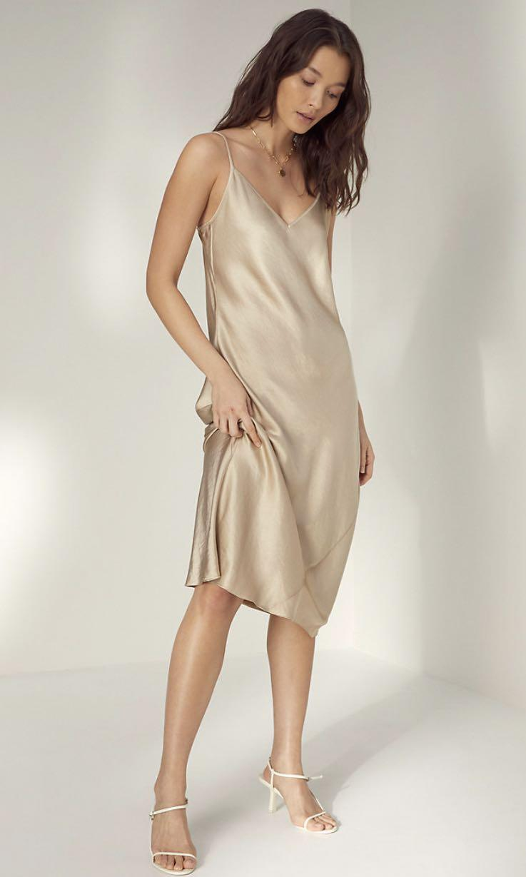 Aritzia Only Slip Dress