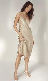 Aritzia Only Slip Dress
