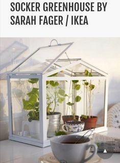 Brand New Glass House (IKEA)