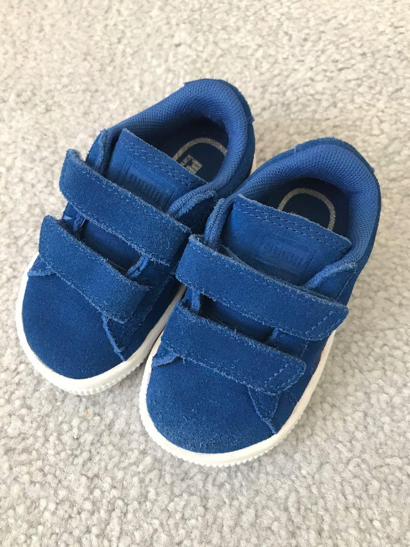 Brand new Puma Infant / toddler shoes (US 5c / 11cm)