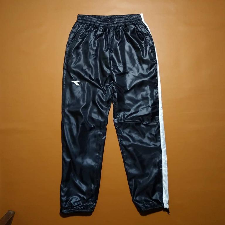 Celana Training Parasut Diadora Original unisex murah joger olahraga
