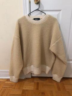 Dsquared teddy sweater