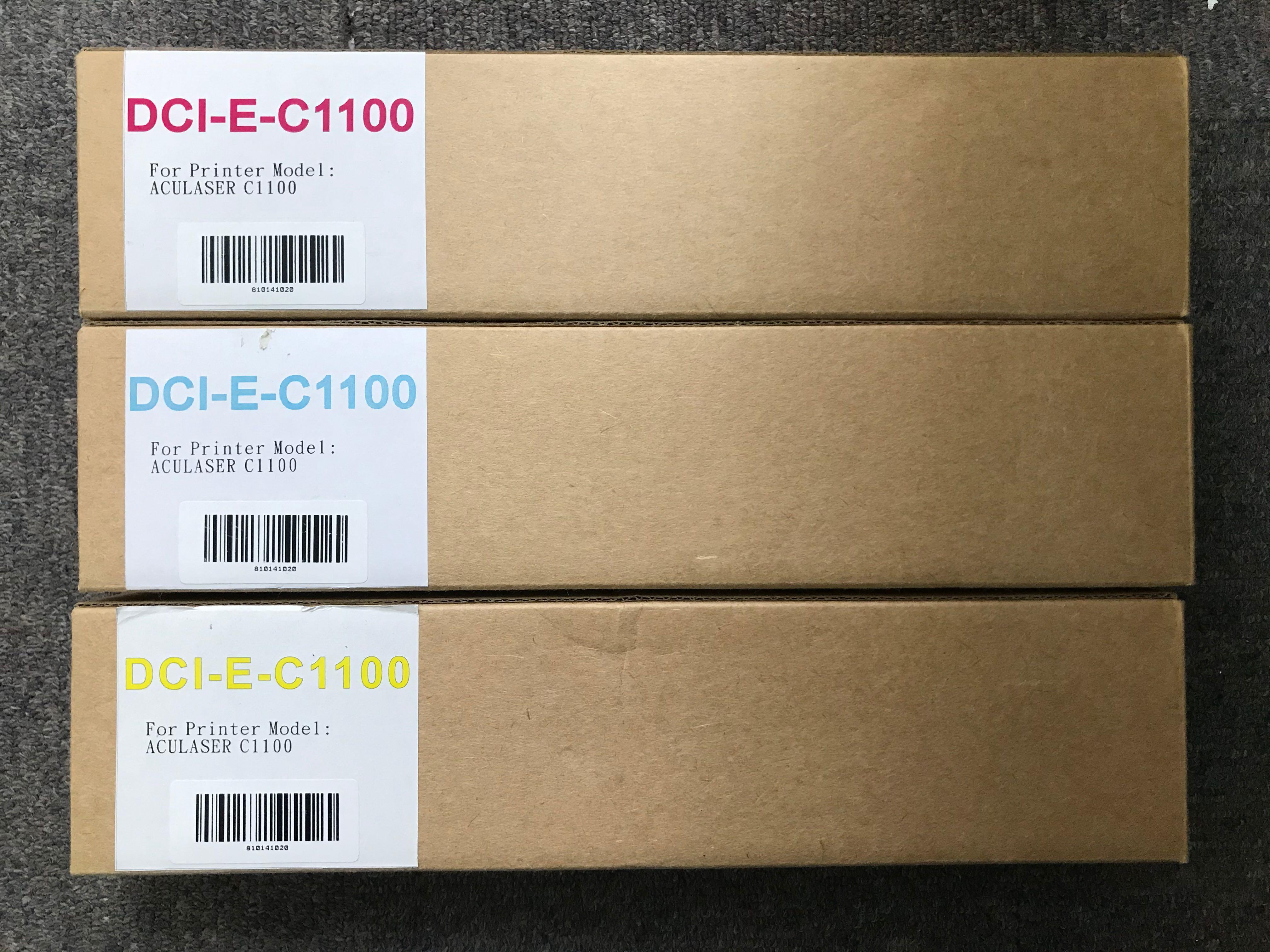 【全新出清】EPSON AcuLaser C1100/CX11 碳粉匣#週慶