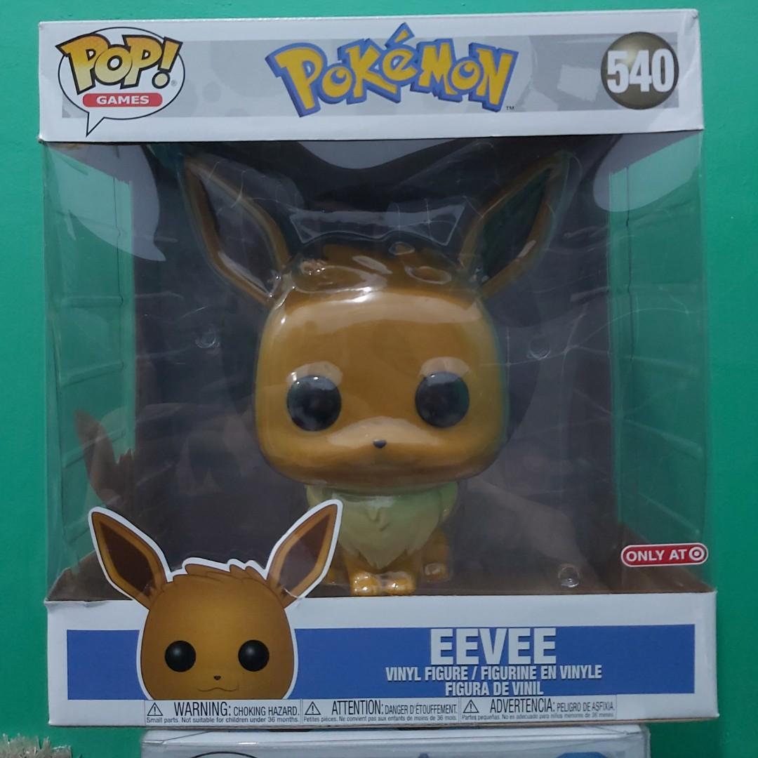 Funko Pop Eevee Pokemon 10 inch #540