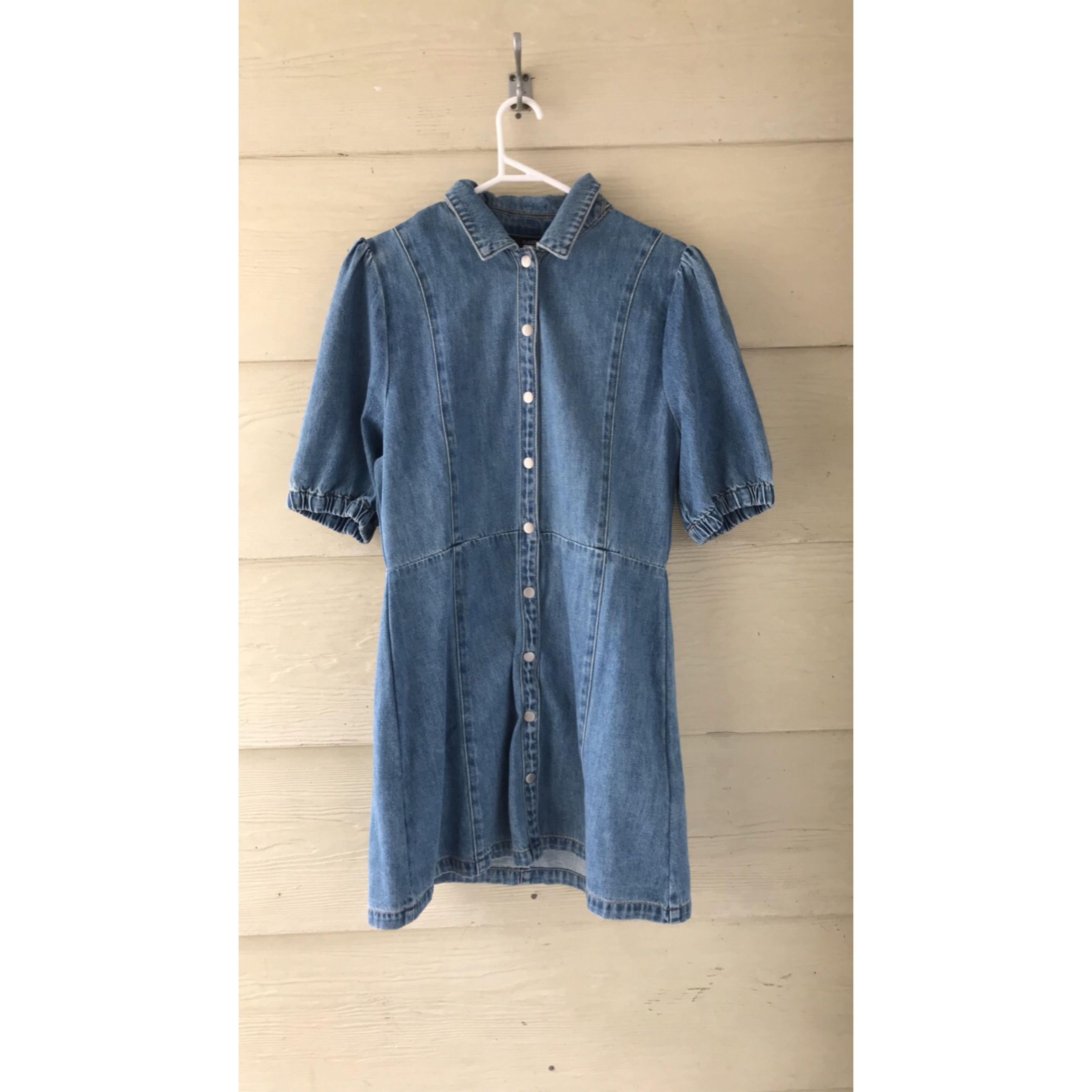 Glassons Denim Dress