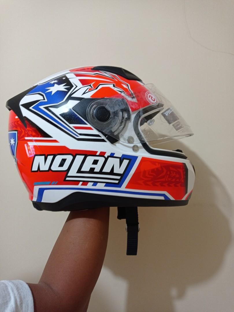 Helm Nolan Stoner Suzuka N60-5