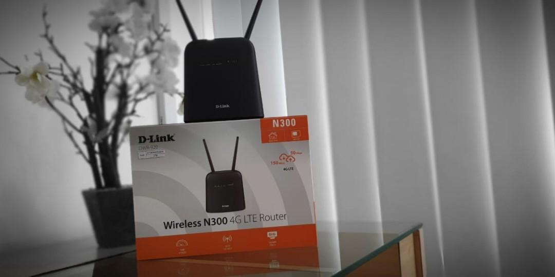 Home router Dlink