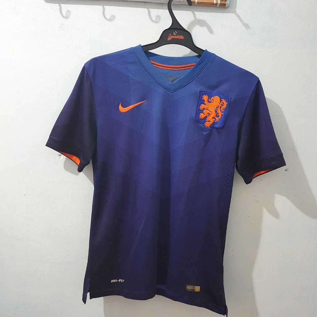 Jersey Kaos Bola Belanda