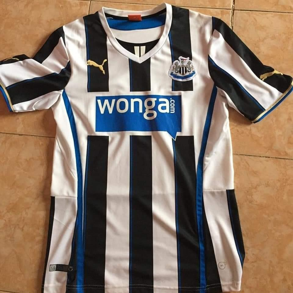 Jersey Newcastle united home