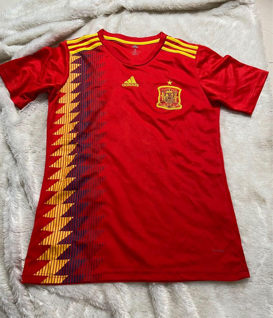 Jersey spain adidas climate