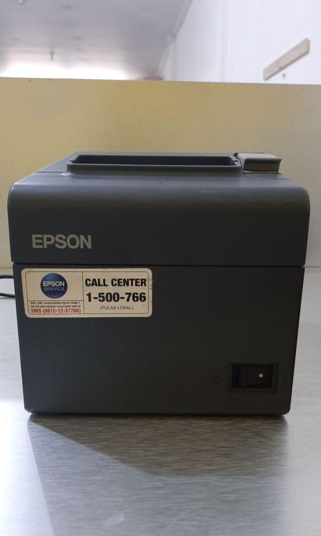 JUAL CEPAT! Epson TM-T82 USB