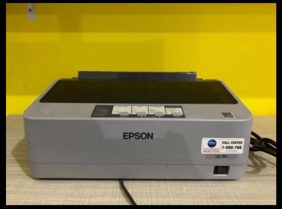 JUAL CEPAT! Printer epson LQ 310
