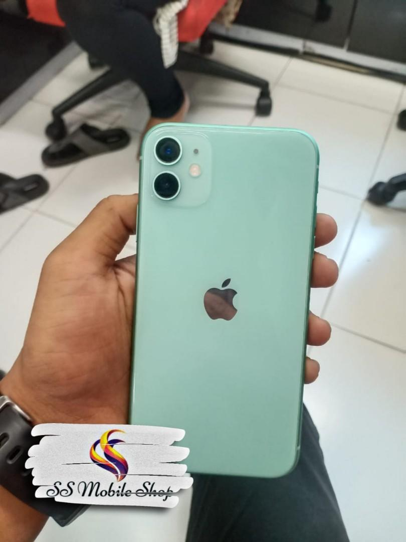 Kredit Yu iPhone 11 64GB Ibox New