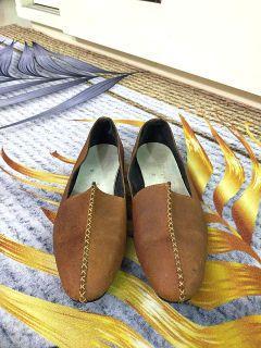 Lanbaharin Men's Leather Shoe