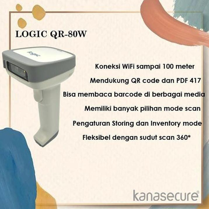 LOGIC QR 80W