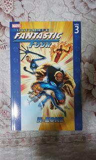 Marvel's The Ultimate Fantastic Four Vol 3: N Zone Graphic Novel