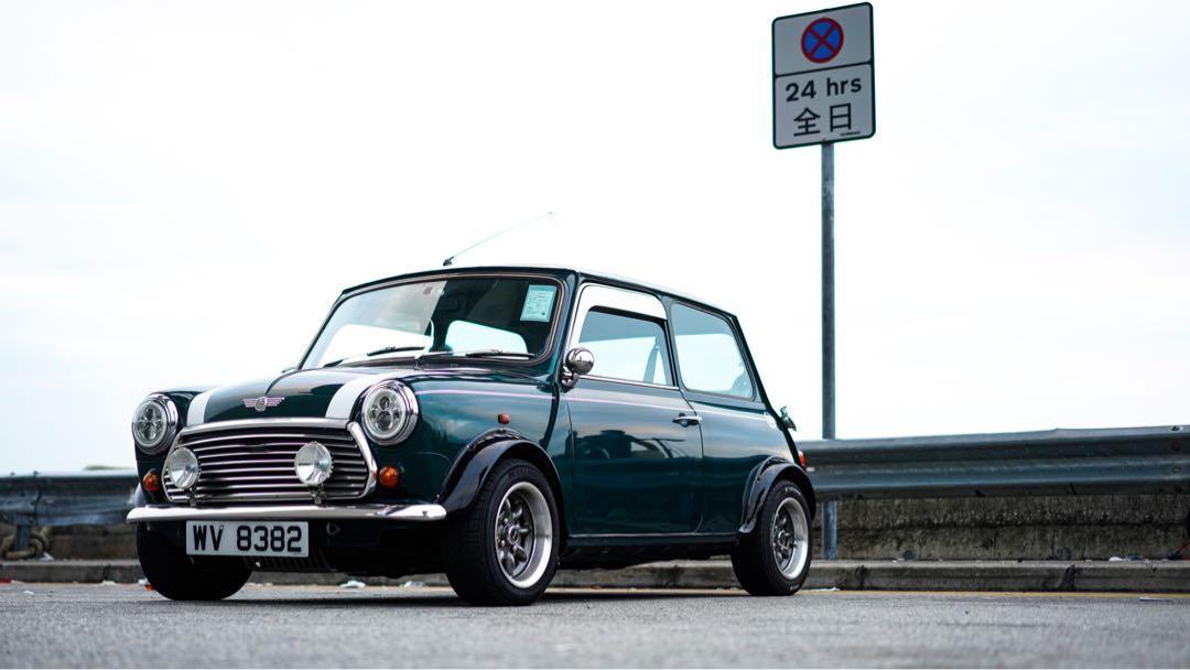 MINI Rover Mini Mini classic Manual