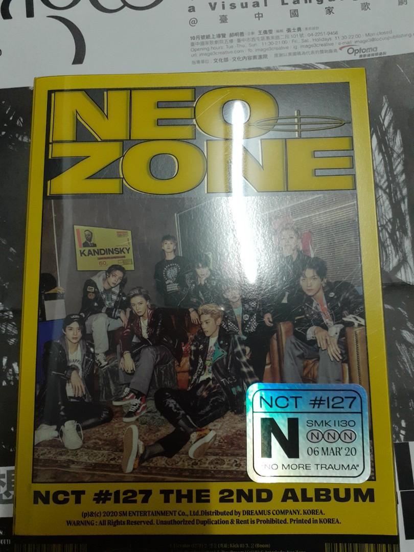 NCT127專輯