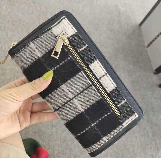 Next Tartan Wallet