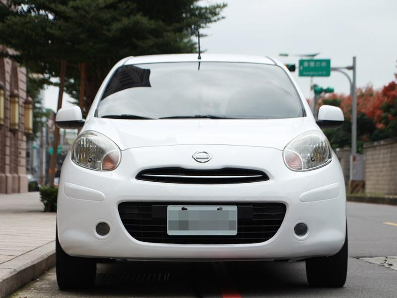 Nissan MARCH可長期追蹤FB臉書:小馬遛車庫